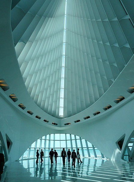 Milwaukee Art Museum Buildings Architecture Milwau