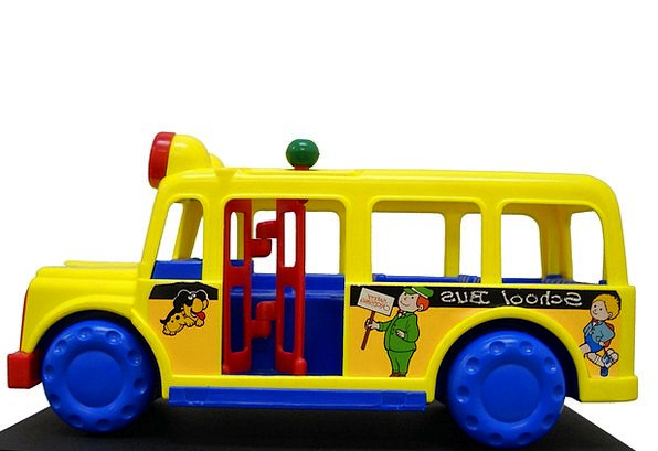 School University Car Toy Doll Bus Child Youngster
