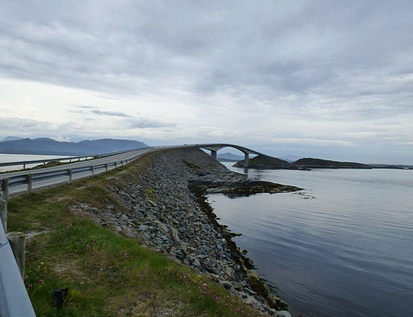 The Atlantic Road Bond The Way Bridge