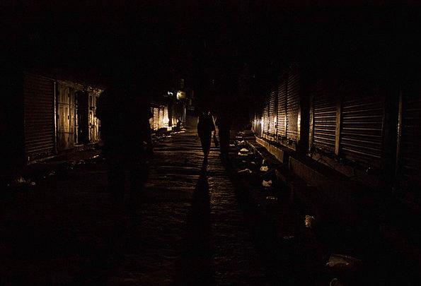 Shadows Glooms Nightly Shadow Play Night Light And