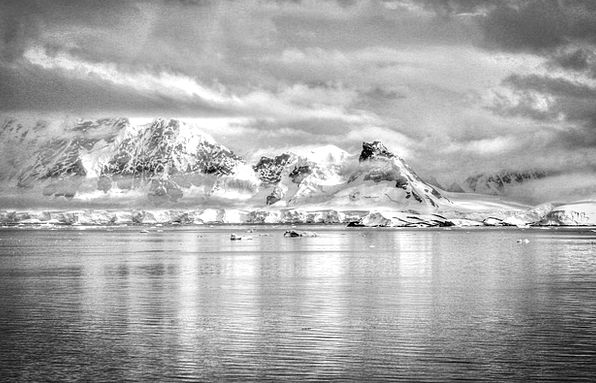 Antarctica Landscapes Nature Nature Countryside Bl