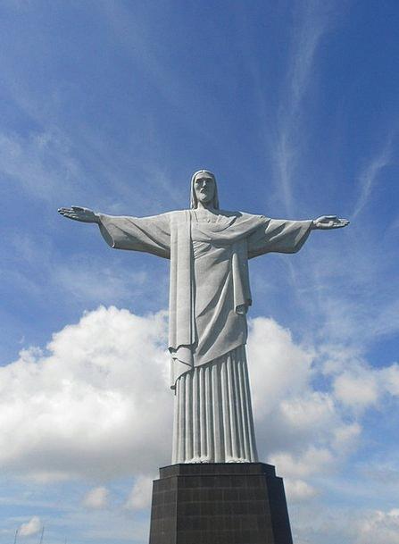 Christ Rio De Janeiro Corcovado Tourist Attraction