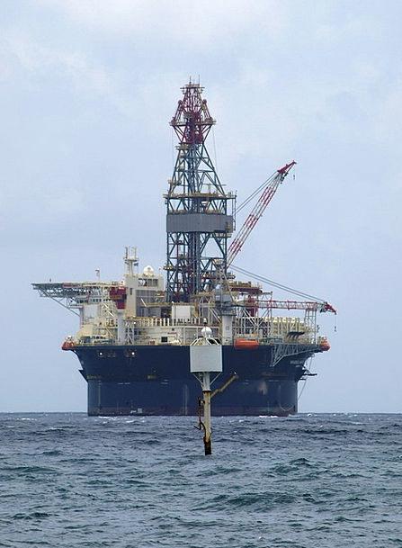 Oil Rig Vacation Skill Travel Sea Marine Technolog