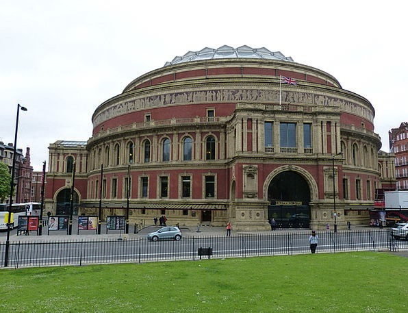 Royal Albert Hall Buildings Gallery Architecture C
