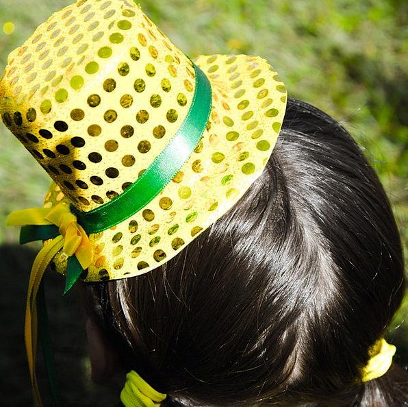 Hat Cap Gathering Head Skull Party Top Hat Portrai