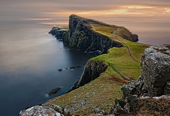 Scotland Landscapes Nature England United Kingdom