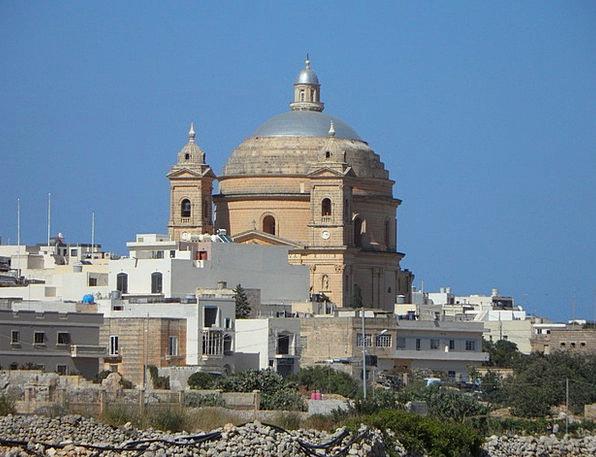 Church Ecclesiastical Vault Malta Dome Church Dome