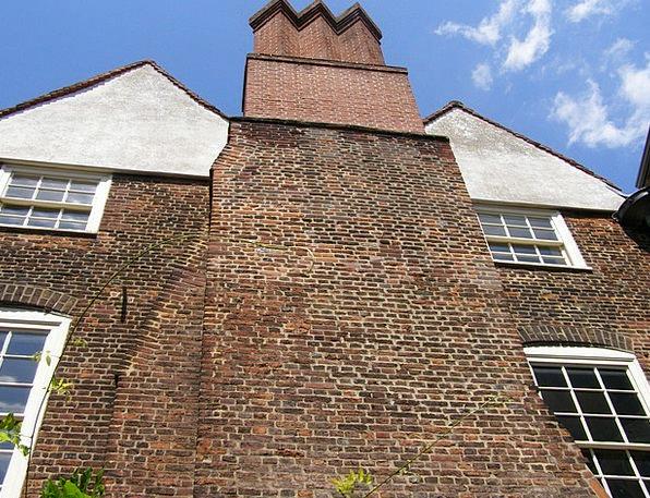 Brick Element Buildings Household Architecture Res