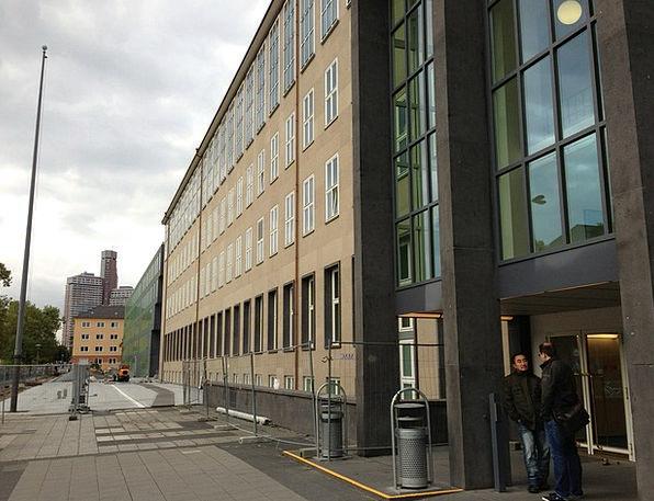 Cologne Fragrance College Main Building University