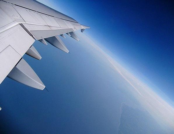 Wing Annex Vacation Travel Sky Blue Airplane Fligh