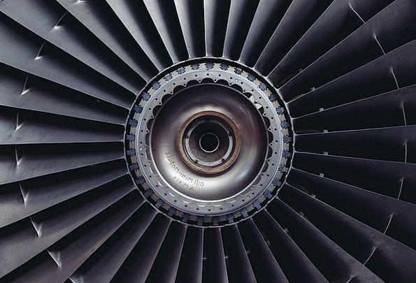 Jet Engine Jet Plane Turbine Airplane Aircraft Eng