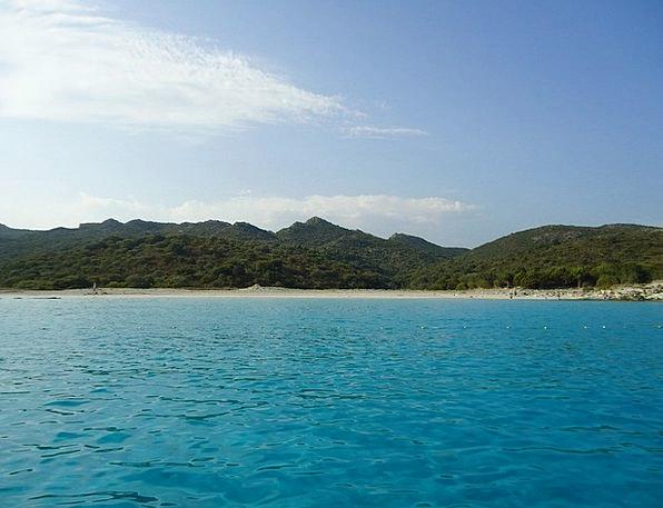 Corsica Vacation Seashore Travel Sea Marine Beach