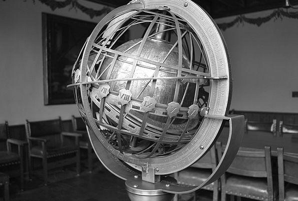 Globe Sphere Biosphere Classroom Schoolroom World