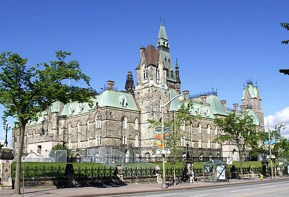 Ottawa Canada Buildings Assembly Architecture Capi
