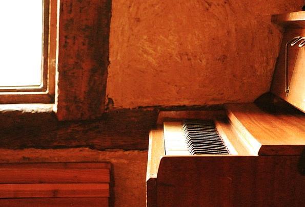Piano Structure Music Melody Organ Keyboard Consol