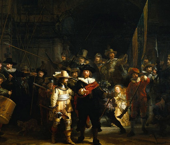 Rembrandt Van Rijn Artist Artists Performers Paint