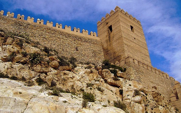 Alcazaba Of Almeria Monuments Places Fortification