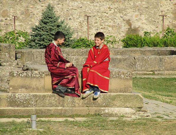 Georgia Vacation Travel Monastery Cloister Caucasu