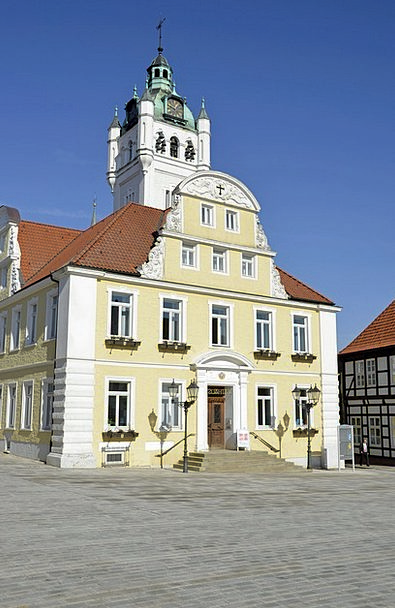 Town Hall All Altogether Verden Equestrian City