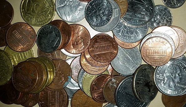Budget Cheap Finance Changes Business Money Coins