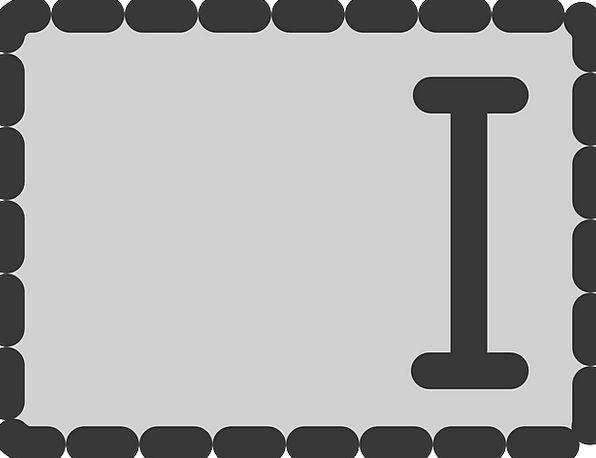 Text Box Edit Oversee Cursor Pointer Write Inscrib