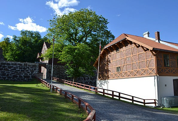 Akershus Oslo Norway Fortress Stronghold