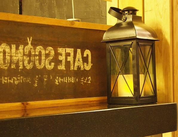 Hongdae Cafe Teashop Small Diagnostics Interior In