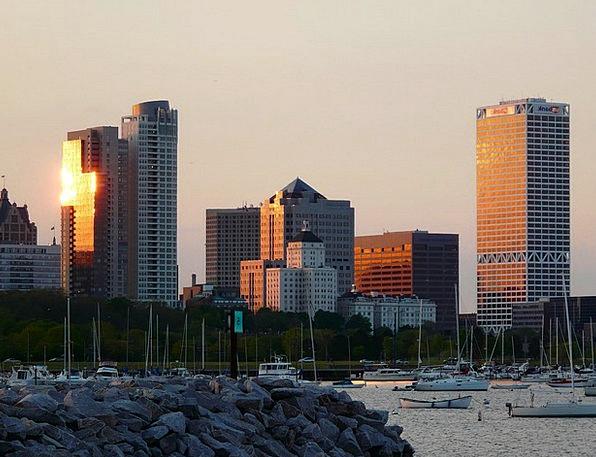Milwaukee Buildings Architecture Metropolis Wiscon