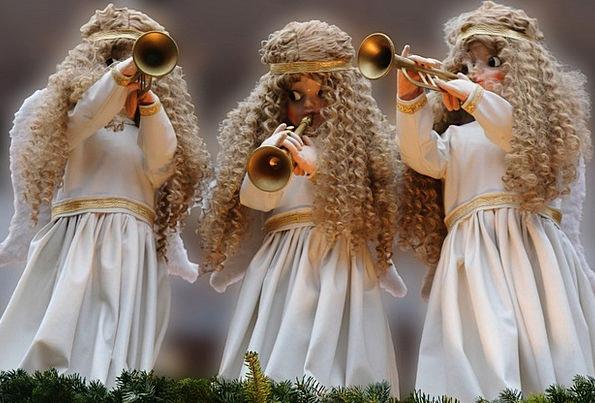 Angel Seraph Decoration Beautification Christmas