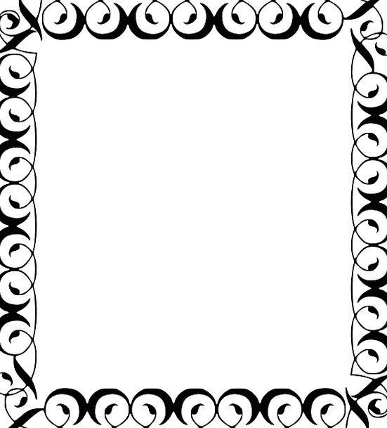 Border, Edge, Paper, Newspaper, Frame, Sheet, Piece, Page, Template ...