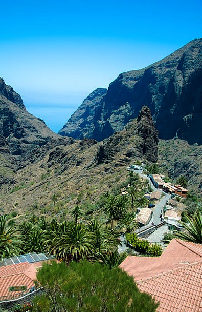 Canary Islands Landscapes Community Nature Fishing
