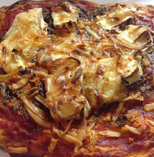 Pizza Tacky Dinner Banquet Cheesy