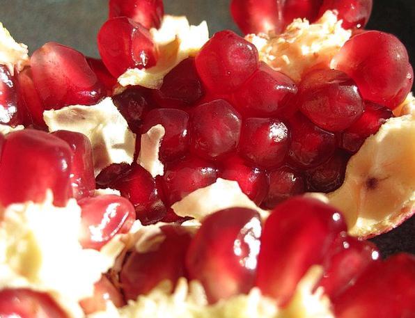 Pomegranate Medical Kernels Health Red Bloodshot S