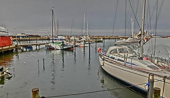 Denmark Sea Marine Baltic Sea Yacht Coast Shore Sa