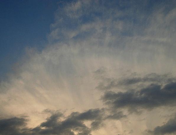 Sky Textures Backgrounds Clouds Vapors Storm Cloud