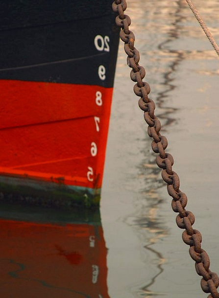 Anchor Chain Newscaster Ship Vessel Anchor Create