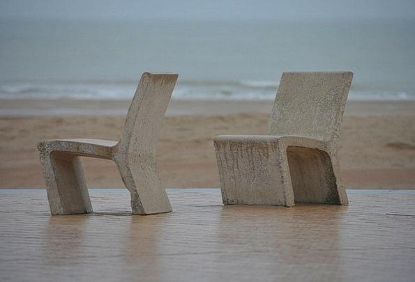 Chairs Seats Vacation Marine Travel Rest Break Sea