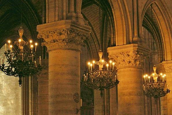 Chandelier Lamp Uplighter Room Lighting Atmospheri