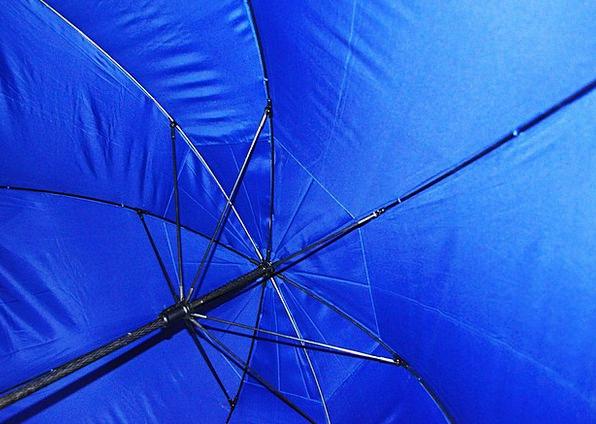 Umbrella Canopy Textures Period Backgrounds Rain V