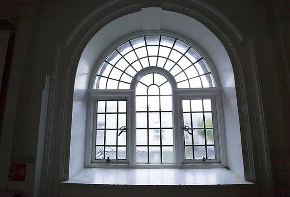 Window Gap Buildings Ancient Architecture Antique