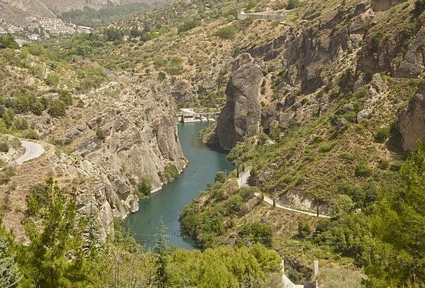 Andalusia Landscapes Nature Landscape Scenery Spai