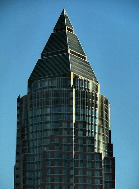 Messeturm Buildings Architecture Architecture Buil