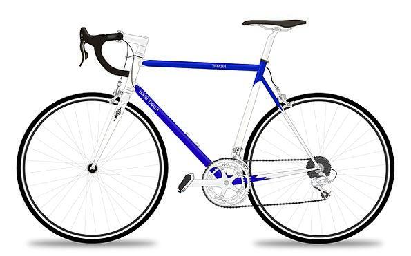 Racing Bicycle Competitor Racing Bike Racer Bicycl