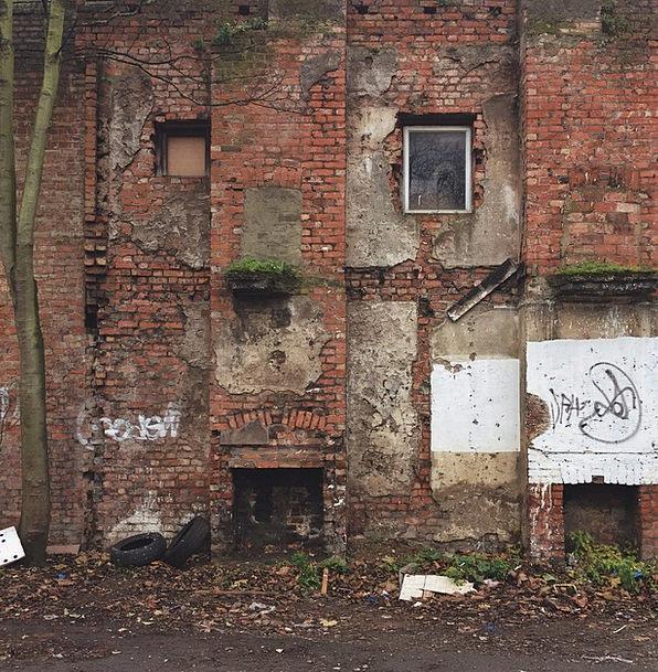 Building Structure Buildings Deterioration Archite