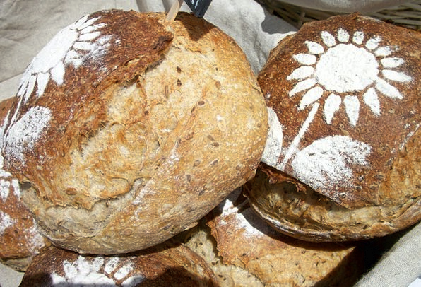 Bread Cash Artisan Craftsperson Loaves Crust Fresh