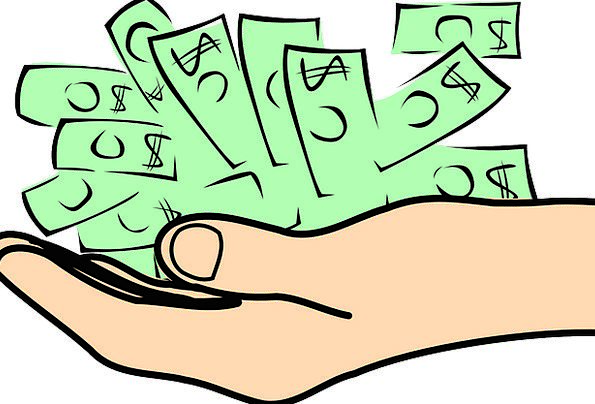 Money Cash Finance Purchase Business Pay Wage Buy