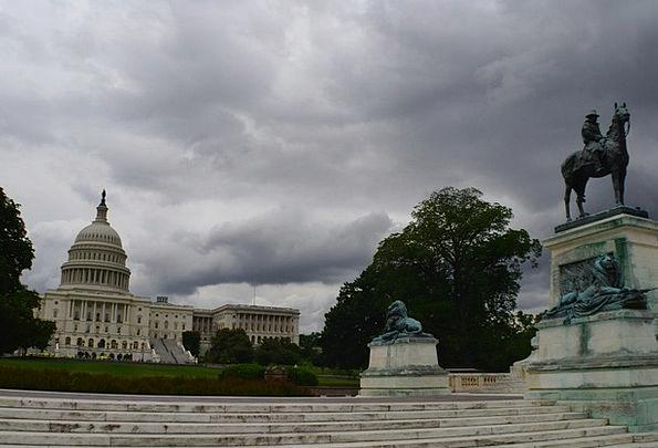 Washington Dc Congress Assembly Capitol Hill