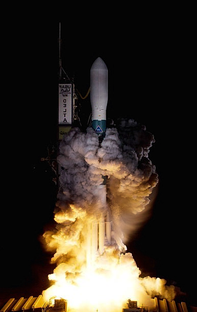 Rocket Launch Moonshot Space Travel Rocket Mission