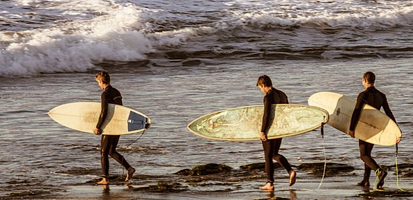 Surfers Vacation Spray Travel Surfboard Surf Fun S