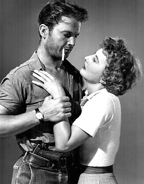 Barbara-Stanwyck-Actress-Ralph-Meeker-Ci
